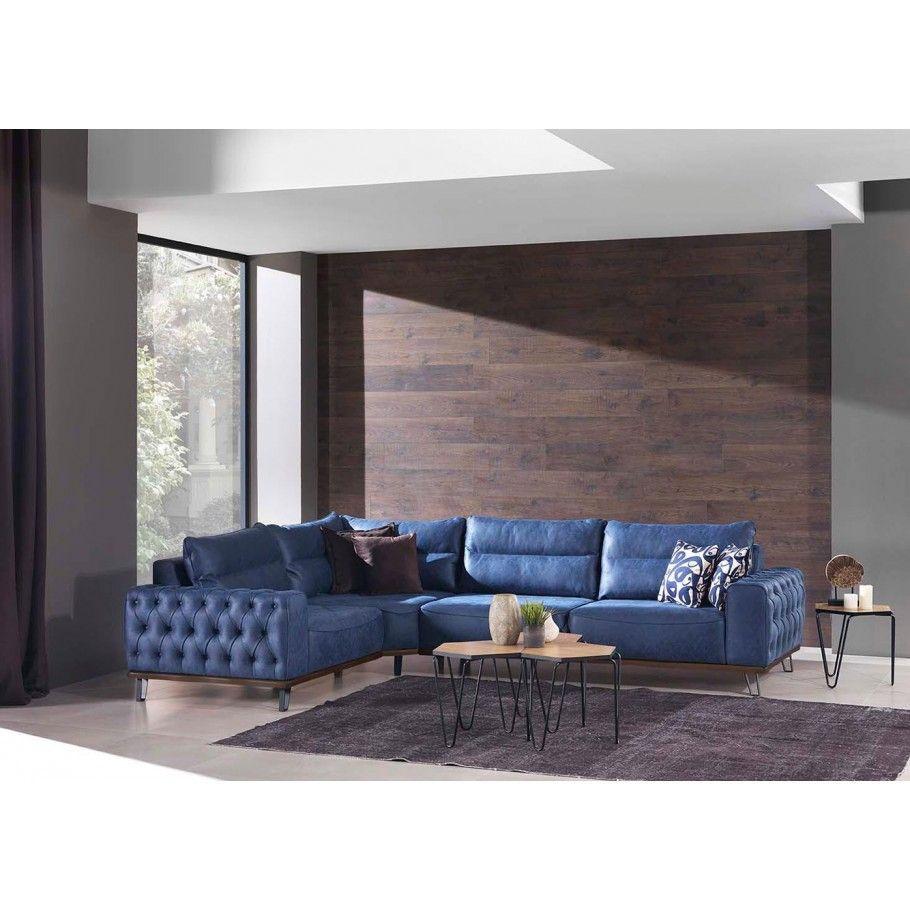 Canapé d'angle BEDNA