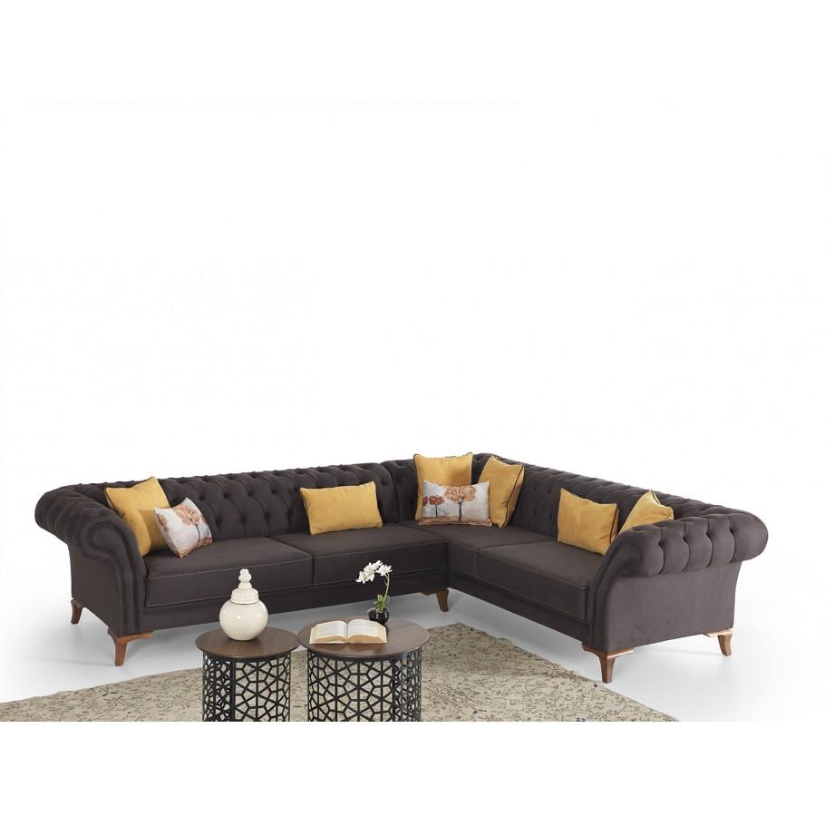 Canapé d'angle HEVE